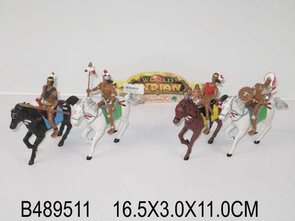Картинки игрушек лошадей и индейцев
